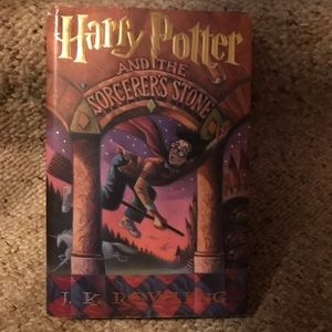 Book: #1 Harry Potter & the Sorcerer's Stone